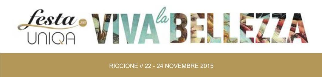 Countdown per la FESTA UNIQA 2015