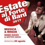 FORTE DI BARD - MISTER DAVID