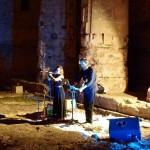violini colonne doriche