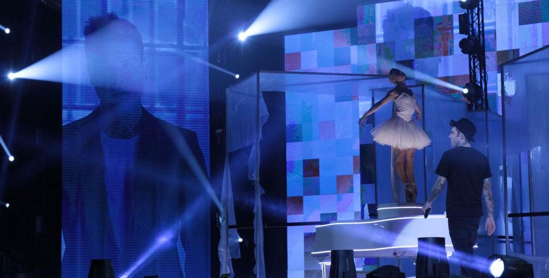 """CARILLON con FEDEZ e MIKA nel video """"Beautiful disaster"""""""