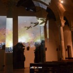 videoproiezioni chiese